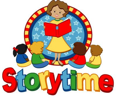 Storytime In Library